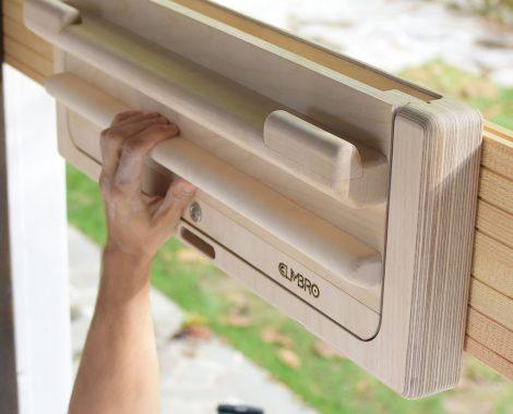 Climbro smart hangboard training