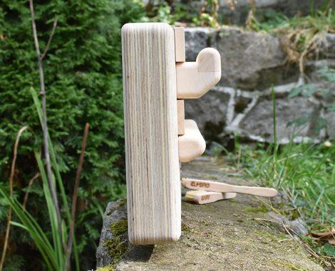 Climbro hangboard rungs