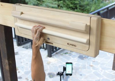 Smart hangboard training